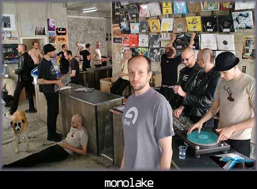 Monolake Live @ JJJ the Club FM Feb-04-2006