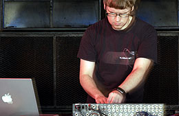 Alexander Kowalski Live @ Monegros 2005
